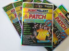 Scent Pallent Mosquito Repellent Patches 6 Packs - 48 Patches