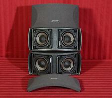 Bose CineMate Digital 2 Speakers and Wiring