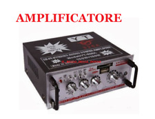AMPLIFICATORE-STEREO-AUDIO-AUTO-CASA-USB-SD-CARD-MP3-RADIO-FM-YT-326A AMPLIFICA