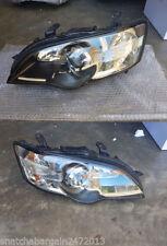 Subaru Clear Headlights