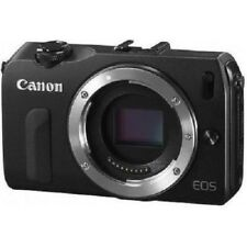 USED Canon EOS M Compact System Body Black Excellent FREE SHIPPING