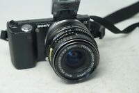 SONY E MOUNT ADAPTED 28MM F2.8 PENTAX SMC PRIME LENS ALL A7 NEX,A6000