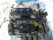 JDM 02-06 Mazda MPV 3.0L Engine MPV Duratec Engine JDM AJ Engine Dohc 24valve V6