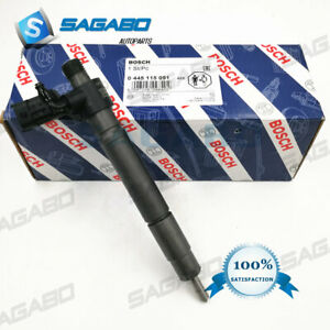 GENUINE Bosch Common Rail new Injector 0445116043 0445115091 for LAND ROVER