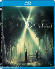 THE X-FILES: THE COMPLETE SEASON 5 BLU-RAY - DAVID DUCHOVNY