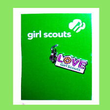 LOVE COOKIE CHARM Girl Scouts for Bracelet, Award GIFT Collectors Multi=1 Ship