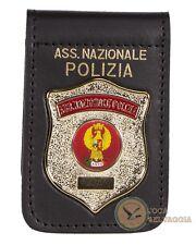 PORTAPLACCA multiuso ASSOCIAZIONE NAZIONALE POLIZIA di STATO