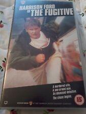 THE FUGITIVE Harrison Ford, Tommy Lee Jones 1994 VHS Video cassette POST FREE