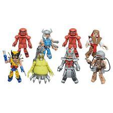 Marvel Minimates série 72 Wolverine Comic 2-Pack Lot de 8-Neuf en Stock
