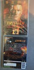 DVD FIRESTORM neuf Edition française avec Howie Long et Scott Glenn (Backdraft)