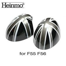 For MINI Cooper S F55 F56 Hardtop Hatchback Car Door Side Wing Mirror Covers Cap