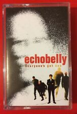 ECHOBELLY EVERYONE'S GOT ONE CASSETTE TAPE