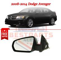 For 2009-14 Maxima Sv Mirror Power W//Manual Folding W//Signalp Lamp Paintable LH