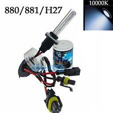 Xenon 35W HID Fog Light Lamp Replacement Bulbs 10000K Blue - 880 881 899 898 (i)