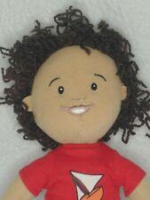 Bur Bur and Friends Plush Doll Farmer's Hat Productions Play & Learn
