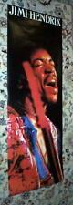 Jimi Hendrix Giant Vintage 1987 Poster Last One