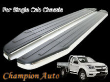 Single Cab Holden Colorado / Isuzu Dmax D-max Side Steps 2012-2018 (CMP88)