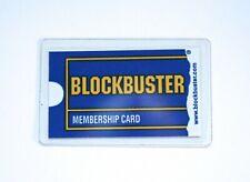 VINTAGE 2006 BLOCKBUSTER VIDEO MEMBERSHIP CARD!