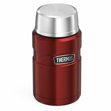 Thermos Stainless King Vacuum Insulated Stainless Steel Food Jar 24oz Cranberry