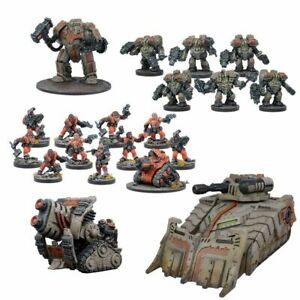 Warpath: Forge Father - Reserve Force
