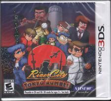 River City: Tokyo Rumble - Nintendo 3DS  still sealed