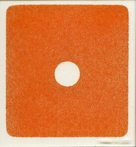 Cokin A Series Filter A066 Centre Spot - Orange