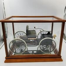 Franklin Mint 1896 Henry Ford Quadricycle 1:6 Diecast Glass Display Case Lot 2