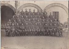foto cartonata gruppo regio Esercito I guerra mondiale