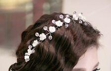 Braut Haargesteck Haarschmuck Hochzeit Kommunion Kopfschmuck