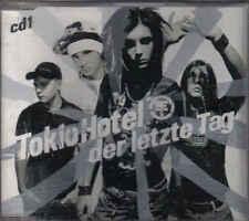 Tokio Hotel-Der Letzte Tag cd maxi single incl video