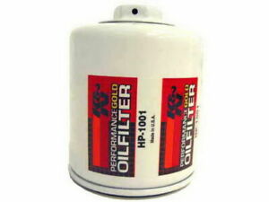 For 1999-2002 Daewoo Leganza Oil Filter K&N 47111WD 2000 2001 2.2L 4 Cyl