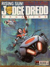 Judge Dredd Megazine Issue 324 19/06/12 Tiger Sun Dragon Moon Mini-trade