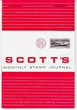 SCOTT'S MONTHLY STAMP JOURNAL  VOL. 42, NO. 9  - HATIM EL MEKKI