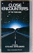 Close Encounters Of The Third Kind by Steven Spielberg Pb 1st Dell Movie-Tie-In