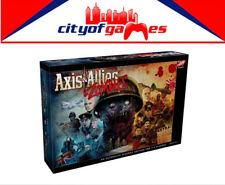 Axis & Allies & Zombies Board Game Brand New