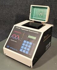 MJ RESEARCH PTC-100 PCR THERMAL CYCLER w/ HEATED LID, 60-WELL BLOCK TESTED WORKS
