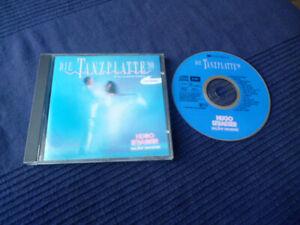 CD Hugo Strasser Tanzplatte 1990 Lambada Standardtänze Samba Tango Rumba Jive