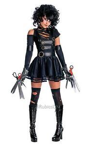 Femmes Miss Edward aux Mains D'Argent 90s Film Halloween Costume Déguisement