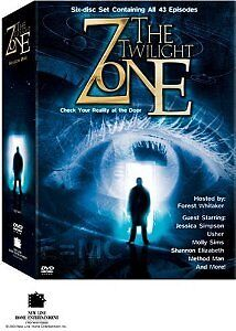 Brand New DVD The Twilight Zone - The Complete Series Season 1 Forest Whitaker