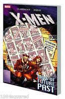 X-Men Days of Future Past GN Chris Claremont John Byrne Bonus Material New NM