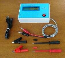 Capacitor/Capacitance ESR/DCR IN-Circuit Inductance Resistance Meter High qualit