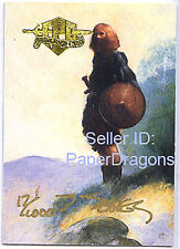 JEFFREY JONES Series 2 - Pack-Pulled Autograph Chase Card - 17/1000 - (Card #20)