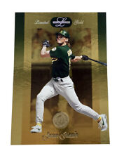 1996 Leaf Limited Gold #56 Jason Giambi Oakland Athletics
