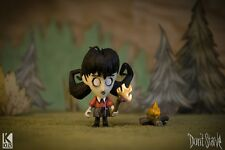 Willow, Torch and Pickaxe Don't Starve Blind Box