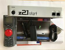 Roco Fleischmann 10825 Digitalzentrale z21 start mit MultiMaus grau NEU