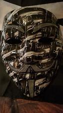 Anonymous Punisher Gun CUSTOM V VENDETTA MASK Guy Fawkes protest hack head GIFT