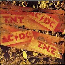 AC/DC T.N.T. CD BRAND NEW Remastered TNT