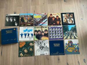 The Beatles Collection 13 LP Box Sammlung LP, Vinyl Edition Original