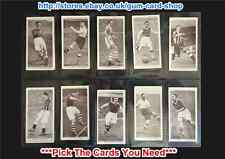 CHURCHMAN ASSOCIATION FOOTBALLERS 2ND SERIES 1939 (G/F) *PLEASE SELECT*
