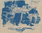 1912 Map of Colonial Mines Fayette County PA HC Frick Coke Company